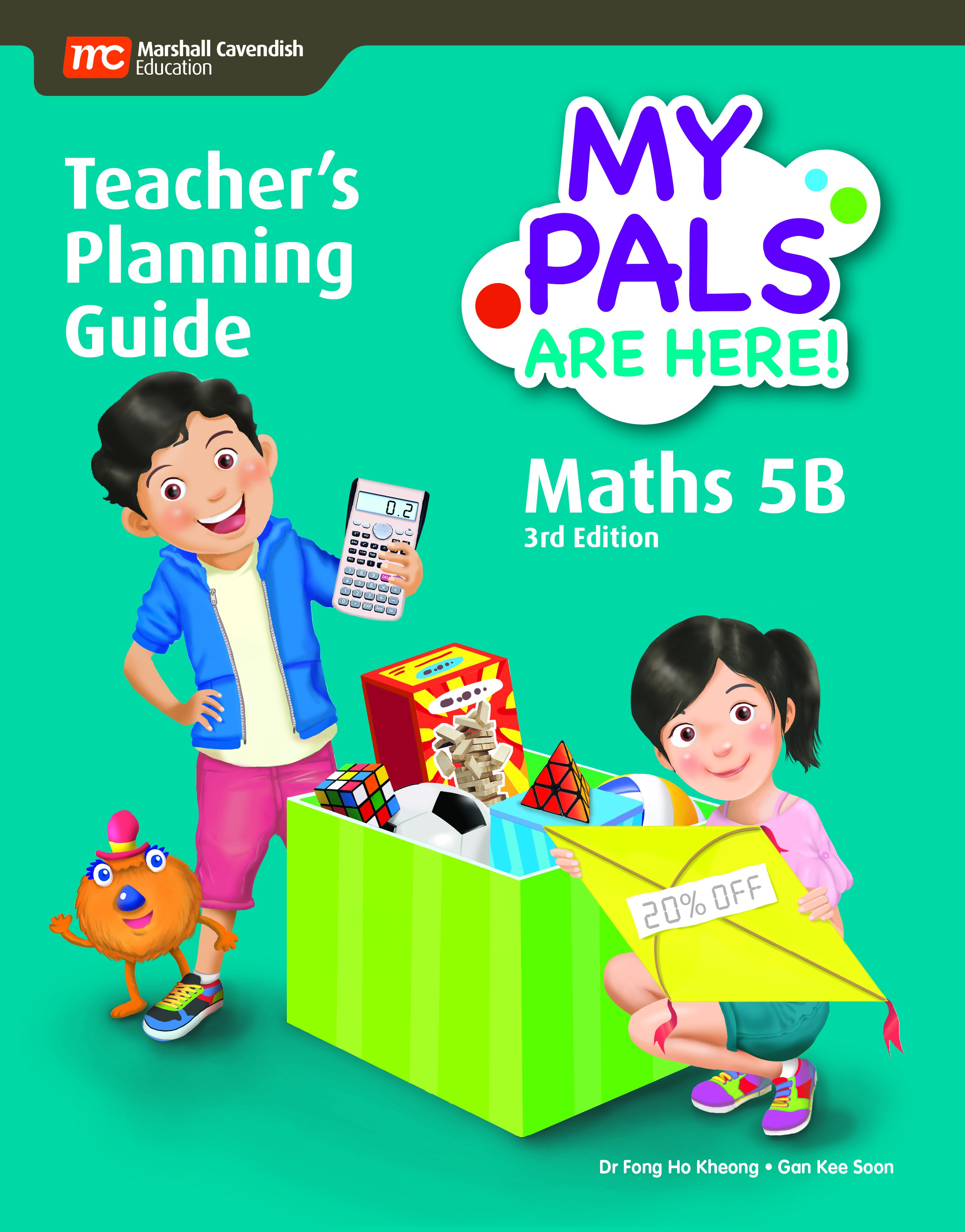 My Pals Are Here Maths Teacher\'s Guide 5B (3rd Edition) - Singapore ...