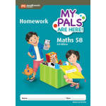 My Pals are Here Maths Homework Book 5B (3rd Edition)
