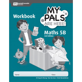 My Pals Are Here Maths Workbook 5B (3rd Edition)