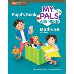 My Pals Are Here Maths Pupil's Book 5B (3rd Edition) (Print & E-book bundle)