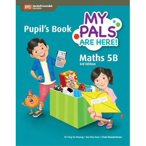 My Pals Are Here Maths 5B Pupil\'s Book (3rd Edition) (Print & E-book ...