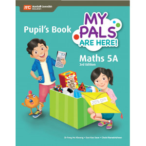 My Pals Are Here Maths 5A Pupil's Book (3rd Edition) (Print & E-book bundle)