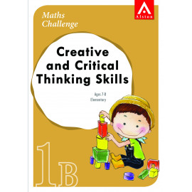 Maths Challenge - Creative and Critical Thinking Skills 1B