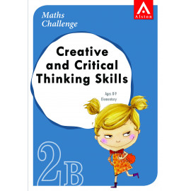 Maths Challenge - Creative and Critical Thinking Skills 2B