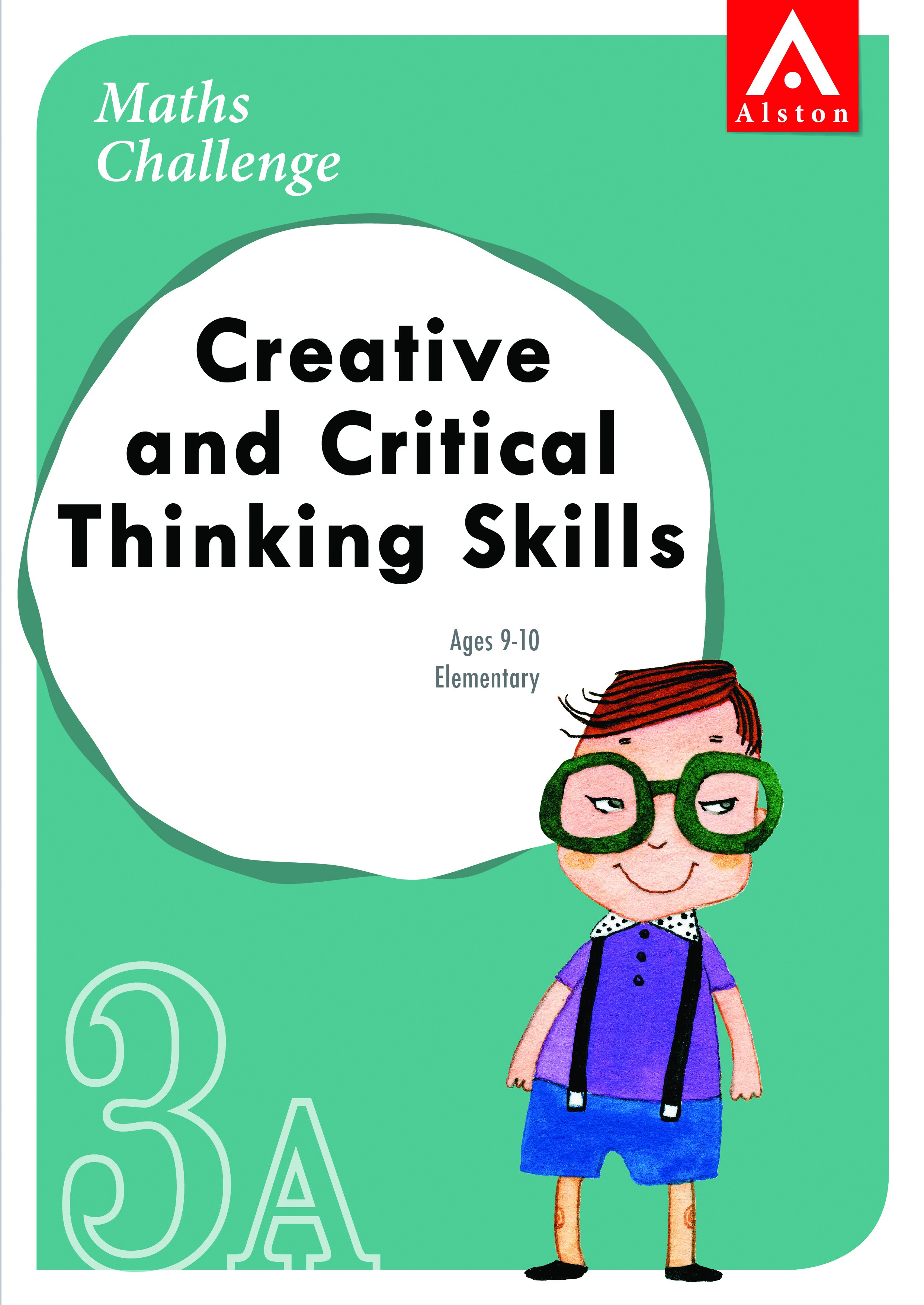 Maths Challenge - Creative and Critical Thinking Skills 3A ...