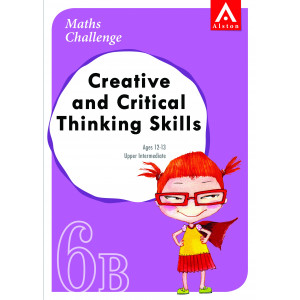Maths Challenge - Creative and Critical Thinking Skills 6B (Standard)