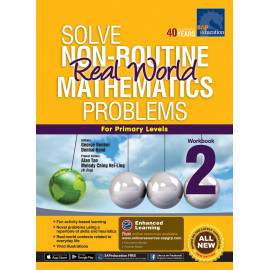 Solve Non Routine Mathematics Problems Workbook 2