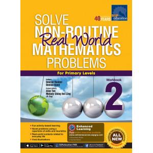 Solve Non Routine Mathematics Problems Workbook 2