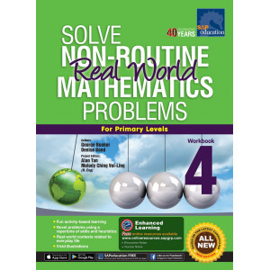 Solve Non Routine Mathematics Problems Workbook 4