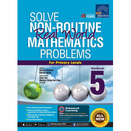 Solve Non Routine Mathematics Problems Workbook 5