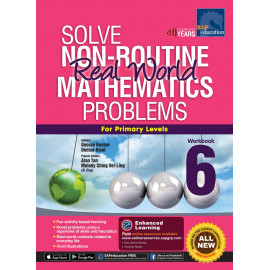 Solve Non Routine Mathematics Problems Workbook 6
