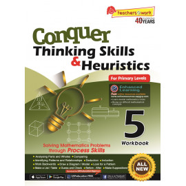 Conquer Thinking Skills & Heuristics for Primary 5