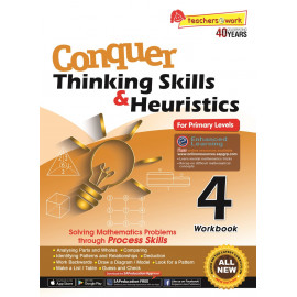 Conquer Thinking Skills & Heuristics for Primary 4