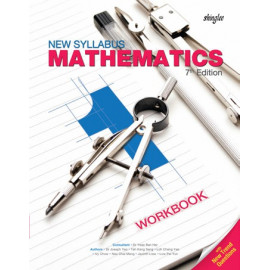 New Syllabus Mathematics Workbook 1 (7th Edition)