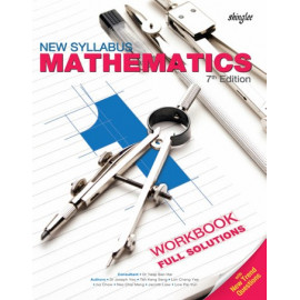 New Syllabus Mathematics Workbook Full Solutions 1 (7th Edition)