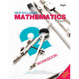 New Syllabus Mathematics Workbook Full Solutions 2 (7th Edition)