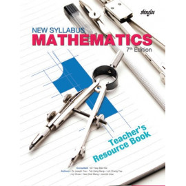 New Syllabus Mathematics Teacher's Resource Book 1 (7th Edition)
