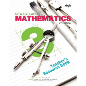 New Syllabus Mathematics Teacher's Resource Book 3 (7th Edition)