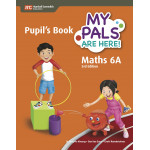 My Pals Are Here Maths Pupil's Book 6A (3rd Edition) (Print & E-book bundle)