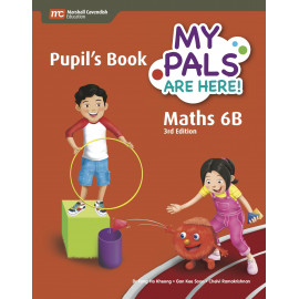 My Pals Are Here Maths Pupil's Book 6B (3rd Edition) (Print & E-book bundle)