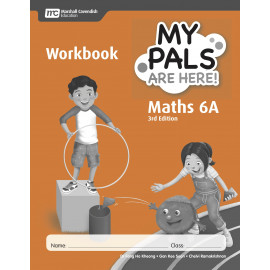 My Pals Are Here Maths Workbook 6A (3rd Edition)