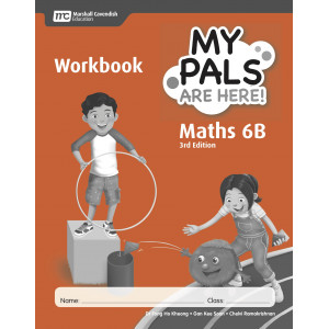 My Pals Are Here Maths Workbook 6B (3rd Edition)