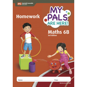 My Pals Are Here Maths 6B Homework Book (3rd Edition)