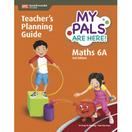 My Pals Are Here Maths Teacher's Planning Guide 6A (3rd Edition)