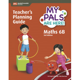 My Pals Are Here Maths Teacher's Planning Guide 6B (3rd Edition)