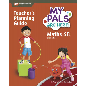 My Pals Are Here Maths 6B Teachers Guide
