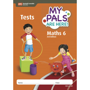 My Pals Are Here Maths Tests 6