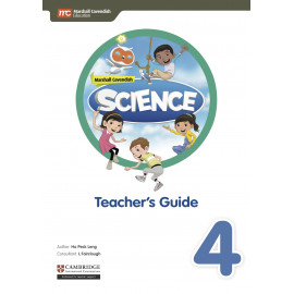 Marshall Cavendish Science Teacher's Guide 4 (CIE)