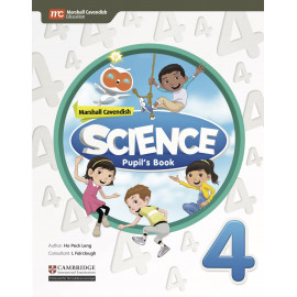 Marshall Cavendish Science Pupil's Book 4 (CIE) (Print & E-book bundle)