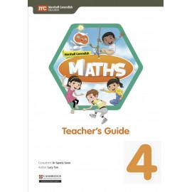 Marshall Cavendish Maths Teacher's Guide 4 (CIE)