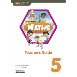 Marshall Cavendish Maths Teacher's Guide 5 (CIE)