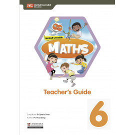 Marshall Cavendish Maths Teacher's Guide 6 (CIE)