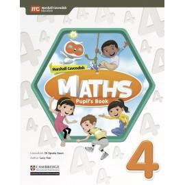 Marshall Cavendish Maths Pupil's Book 4 (CIE) (Print & E-book bundle)