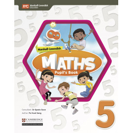 Marshall Cavendish Maths Pupil's Book 5 (CIE) (Print & E-book bundle)