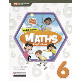 Marshall Cavendish Maths Pupil's Book 6 (CIE) (Print & E-book bundle)