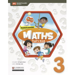 Marshall Cavendish Maths Pupil's Book 3 (CIE) (Print & E-book bundle)