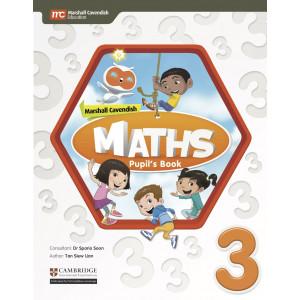 Marshall Cavendish Maths Pupil's Book 3 (CIE) (Print & E-book bundle)