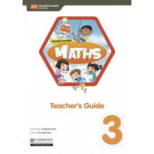 Marshall Cavendish Maths Teacher's Guide 3 (CIE)