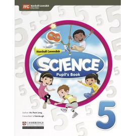 Marshall Cavendish Science Pupil's Book 5 (CIE) (Print & E-book bundle)