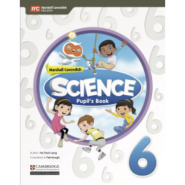 Marshall Cavendish Science Pupil's Book 6 (CIE) (Print & E-book bundle)