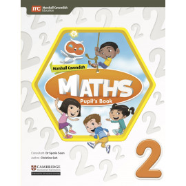 Marshall Cavendish Maths Pupil's Book 2 (CIE) (Print & E-book bundle)