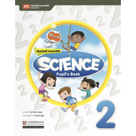 Marshall Cavendish Science Pupil's Book 2 (CIE) (Print & E-book bundle)