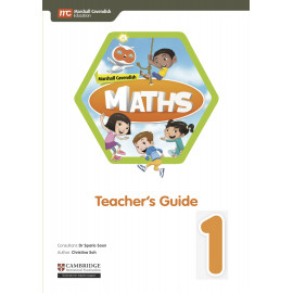 Marshall Cavendish Maths Teacher's Guide 1 (CIE)