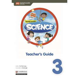 Marshall Cavendish Science Teacher's Guide 3 (CIE)