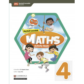 Marshall Cavendish Maths Activity Book 4 (CIE)