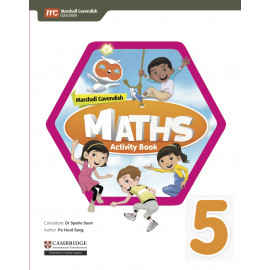 Marshall Cavendish Maths Activity Book 5 (CIE)